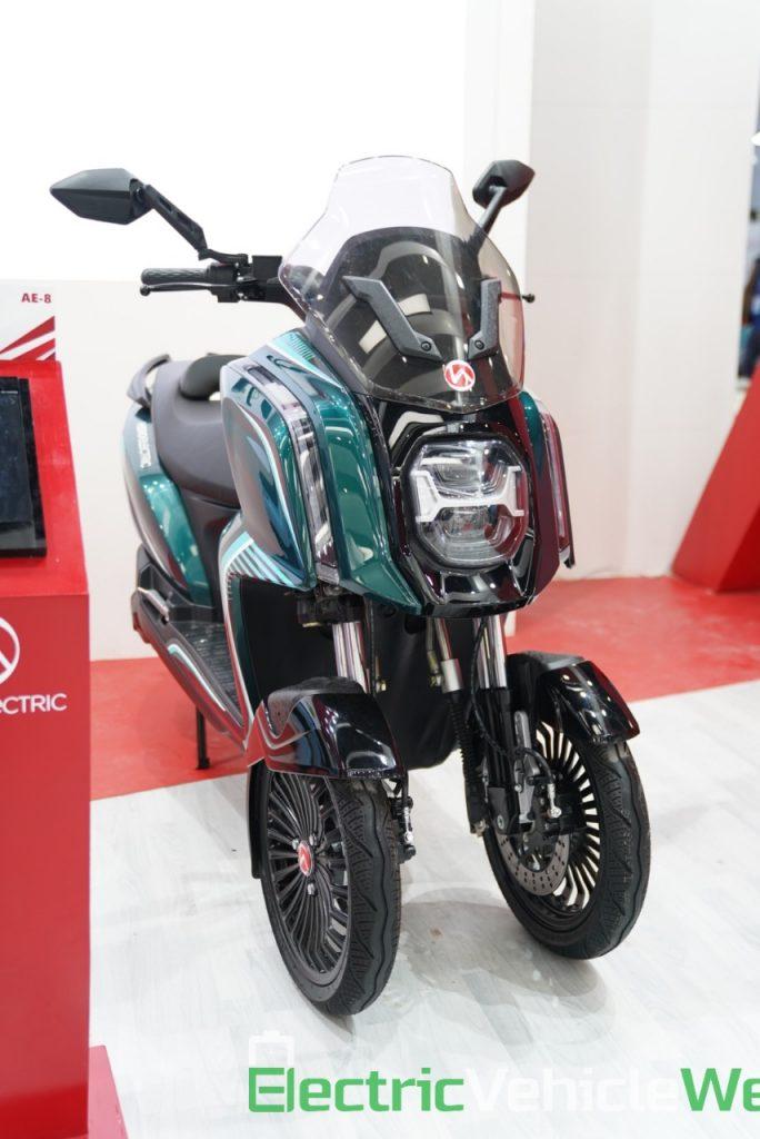 Hero Electric AE-3 Trike - Auto Expo 2020 (7)