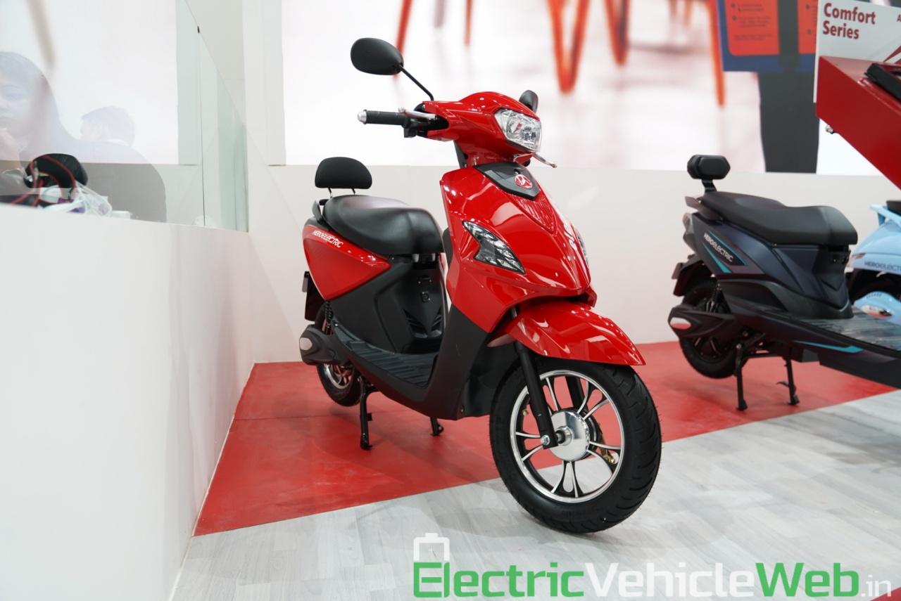 Hero Electric AE-75 - Auto Expo 2020 (1)