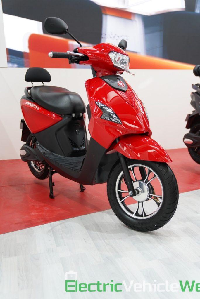 Hero Electric AE-75 - Auto Expo 2020 (2)