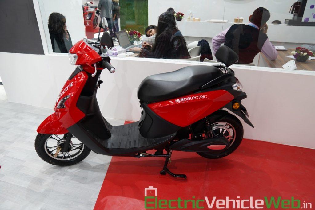 Hero Electric AE-75 - Auto Expo 2020 (5)