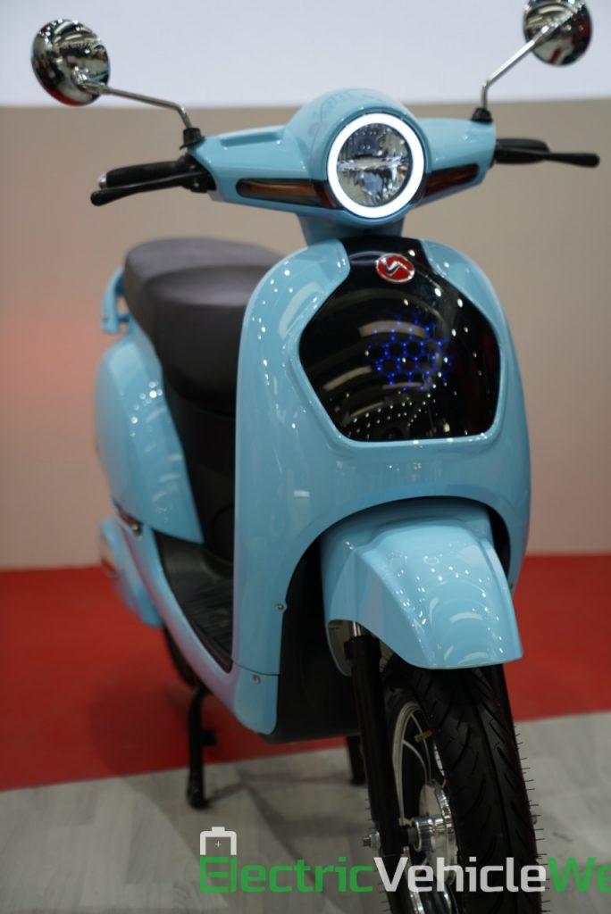 Hero Electric AE-8 - Auto Expo 2020 (1)