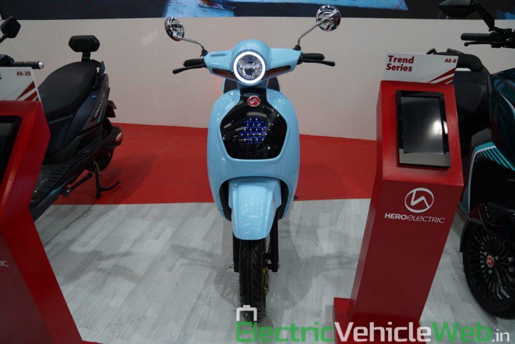 Hero Electric AE-8 - Auto Expo 2020 (2)