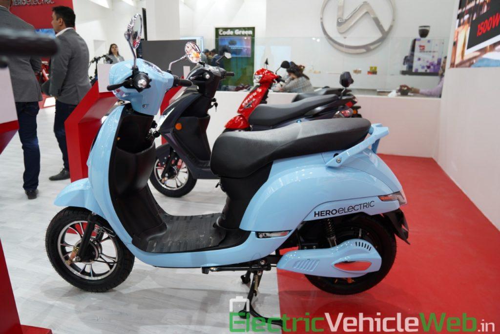 Hero Electric AE-8 - Auto Expo 2020 (3)