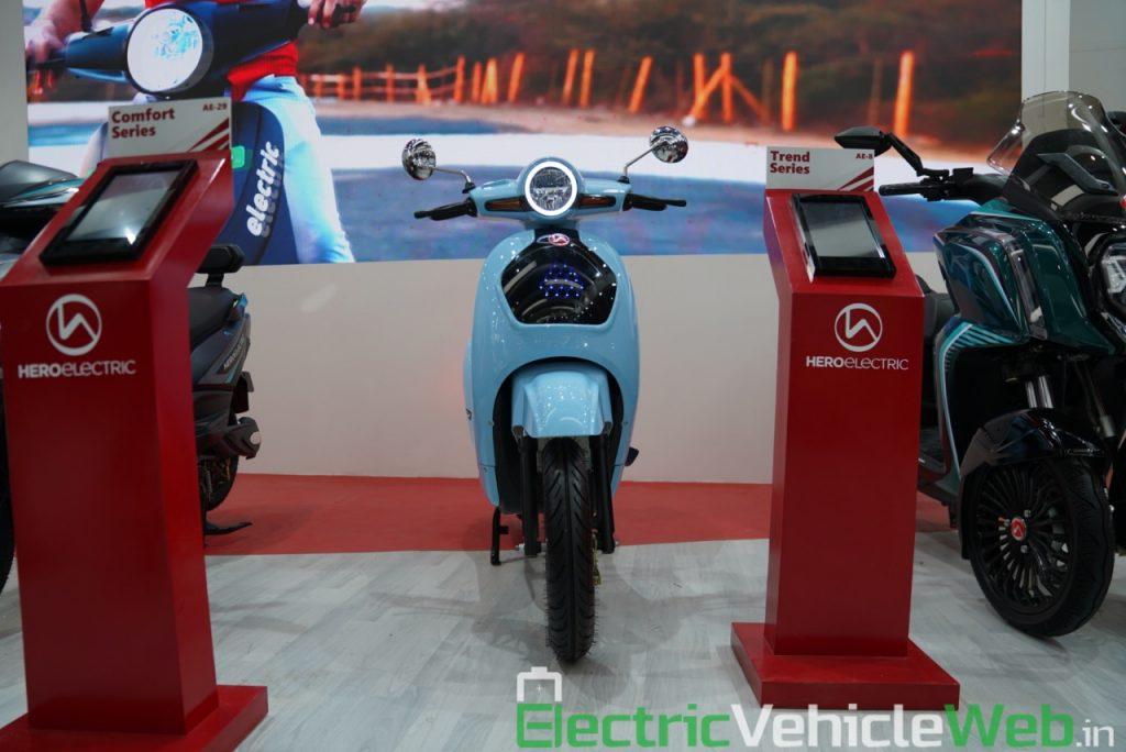 Hero Electric AE-8 - Auto Expo 2020 (6)