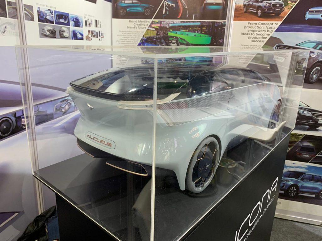 Icona Nucleus - Auto Expo 2020 Live (4)
