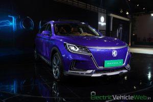 MG Marvel X front three quarter view 1 - Auto Expo 2020