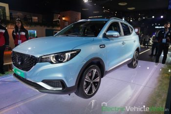 MG India looking to start local battery assembly of MG ZS EV