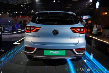 MG India to launch its Tata Nexon EV rival next year