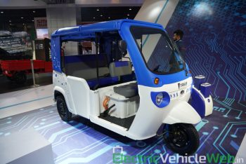 Mahindra Treo electric three-wheeler set to take off in 2021 [Update]