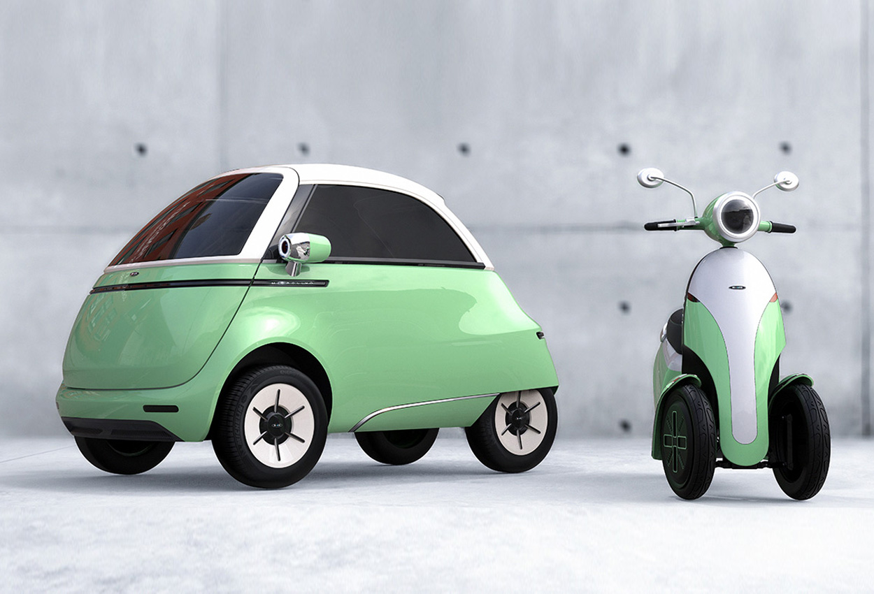 Microlino 2.0 and Microletta Concept unveiling