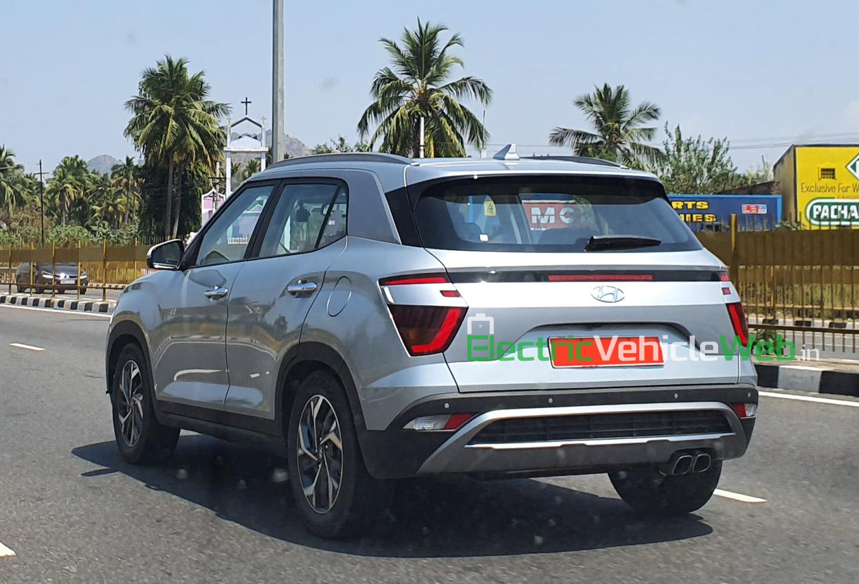 New-2020-Hyundai-Creta-Testing-Without-camouflage