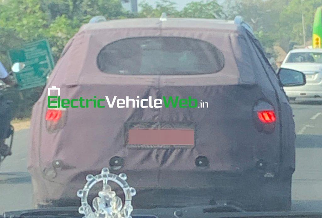 Next-generation Hyundai Creta spied 02