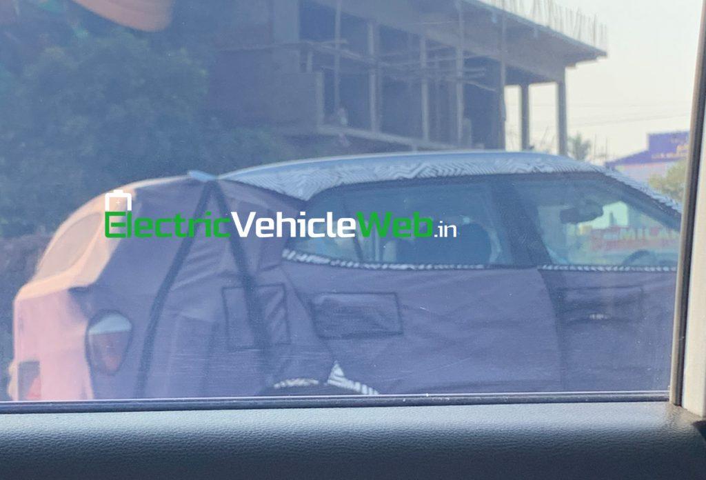 Next-generation Hyundai Creta spied 03