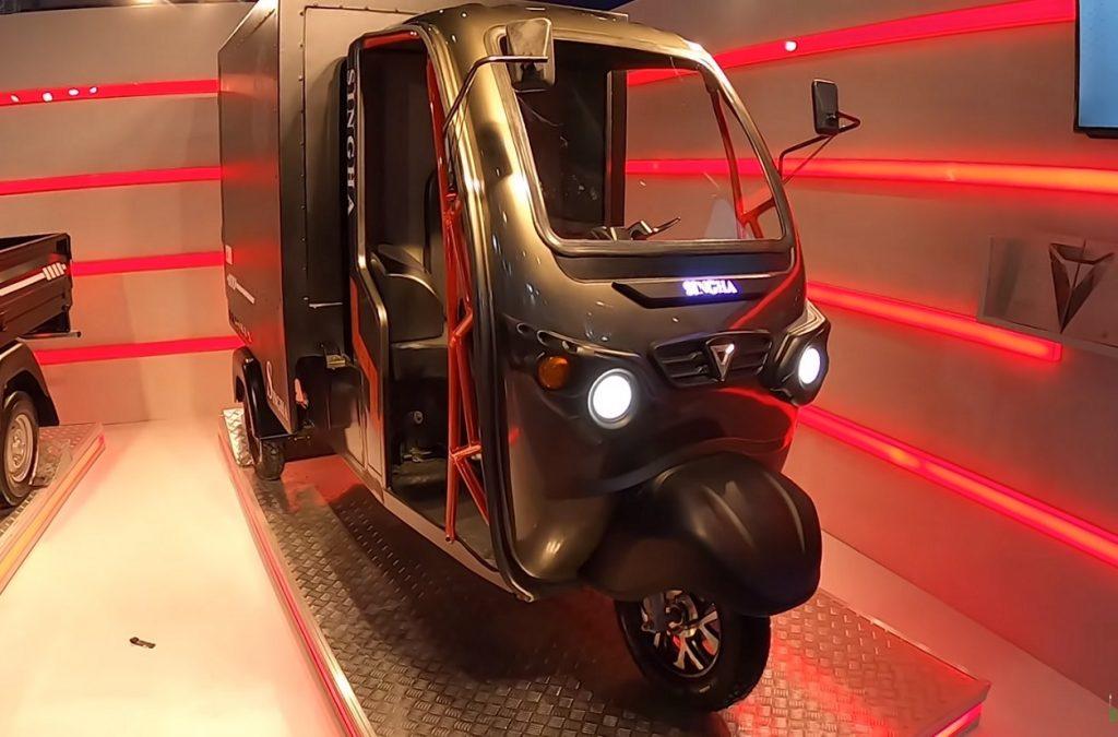 Omega Singha - Auto Expo 2020