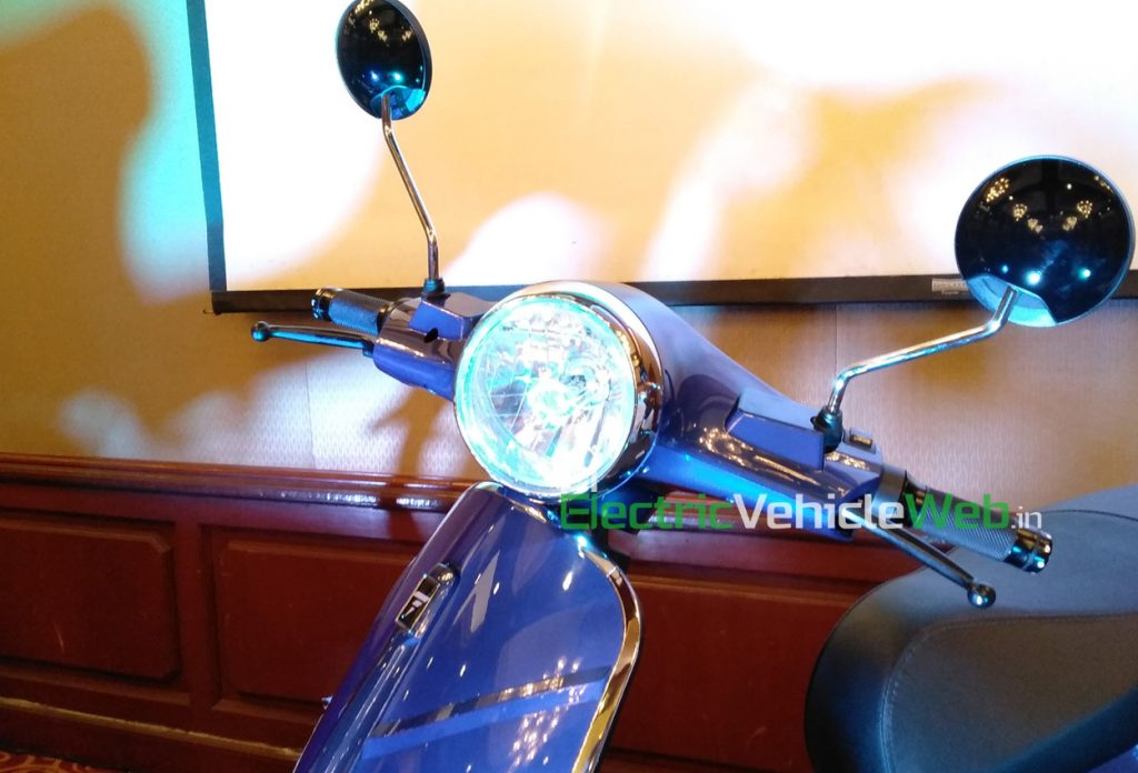 PureEV epluto 7g headlamp