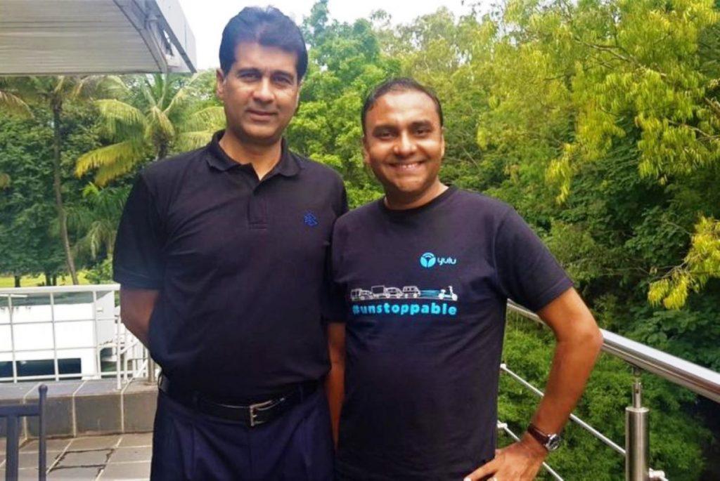 Rajiv Bajaj, Managing Director – Bajaj and Amit Gupta, CEO & Cofounder – Yulu