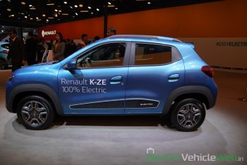 Renault India ready with Kwid EV, but launch delayed – Report