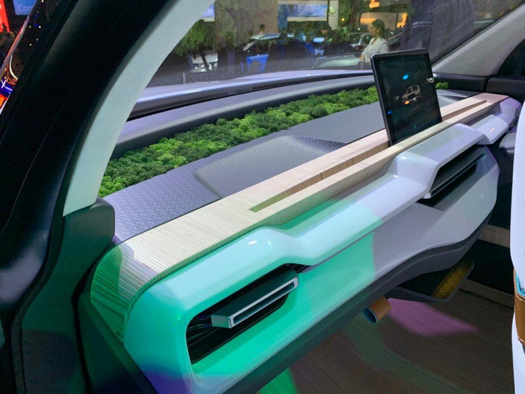 Tata Sierra EV Concept interiors - Auto Expo 2020 (4)