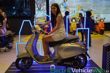 Vespa Electric Scooter plans revealed: No Elettrica for India