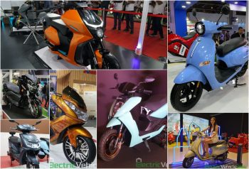 Top 9 Upcoming Electric Scooter models in India for 2020