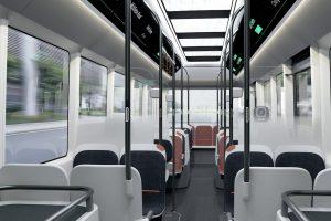 Arrival Bus Interior 2