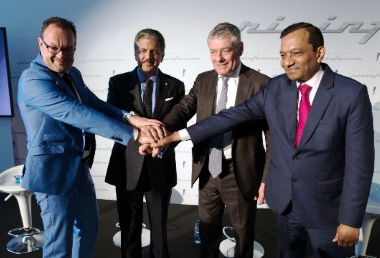 Automobili Pininfarina launch