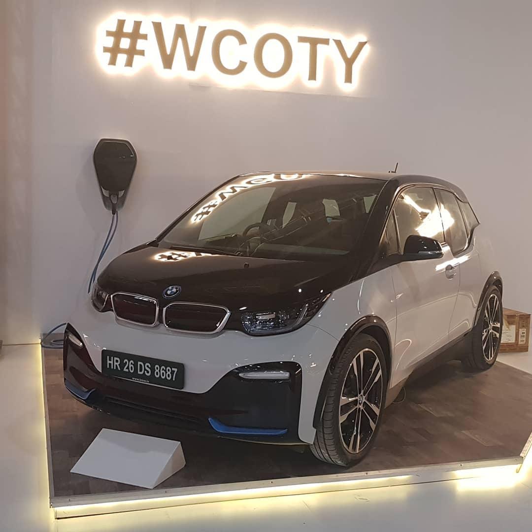 BMW i3 at Auto Expo 2020