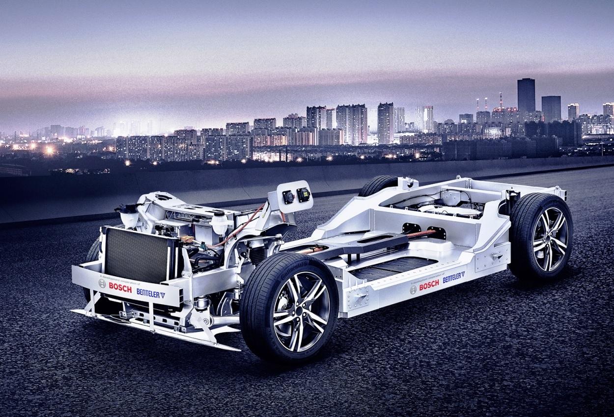 Benteler Bosch Rolling chassis