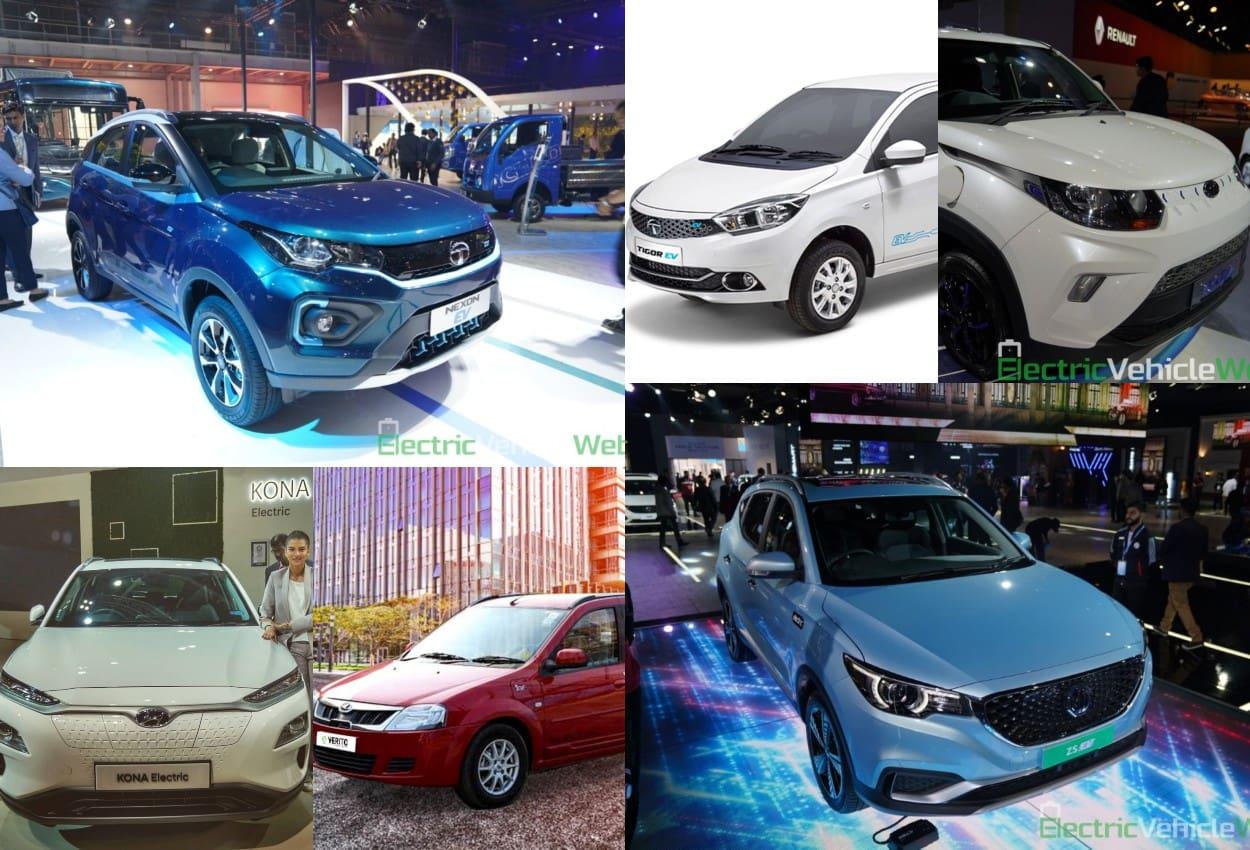 Best Electric Car India