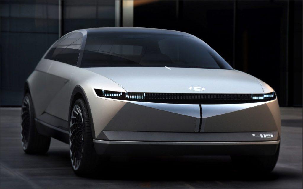 Hyundai 45 EV Concept front view