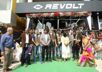 Designing new Revolt bikes in our Manesar studio now: Rahul Sharma of Revolt Motors