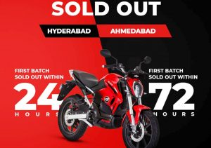 Revolt sold out Ahmedabad and Hyderabad