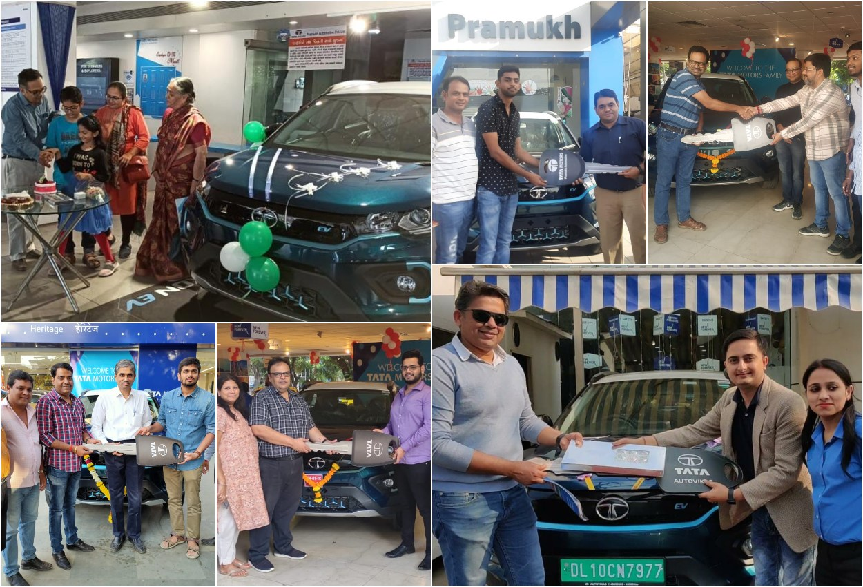 Tata Nexon EV deliveries begin