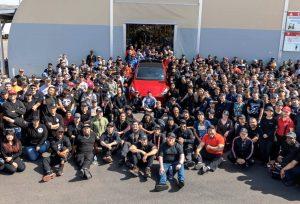Tesla Model Y One millionth car 02