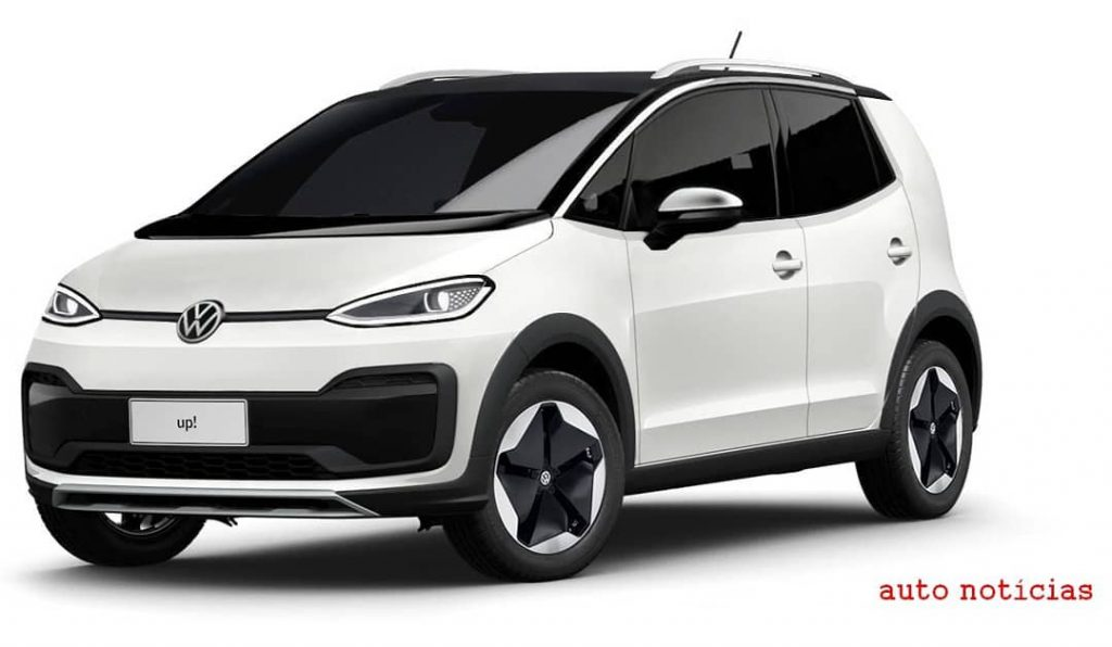 VW ID.1 city car VW ID Entry family rendering