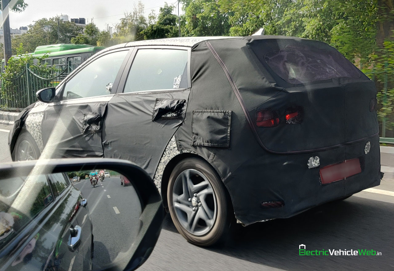 Top End Asta Spec 2020 Hyundai I20 Spotted Testing In India