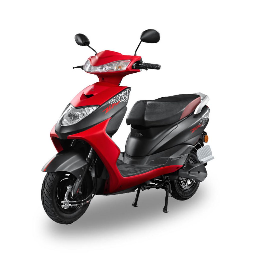 Ampere Zeal scooter