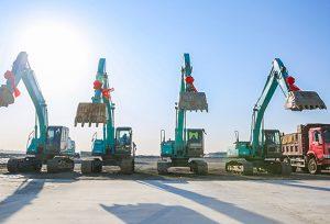 BMW Tiexi new plant construction