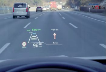 Hyundai Mobis developing 25-inch HUD, could debut on Genesis electric SUV