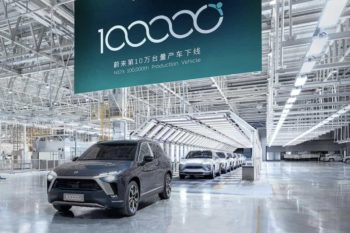150 kWh solid-state battery for Nio ES8 on track, says Li