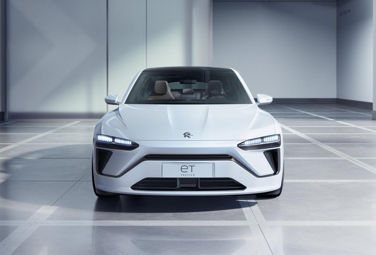 Nio Sedan Leaked Via Patent Images Ahead Of Debut On 9 Jan
