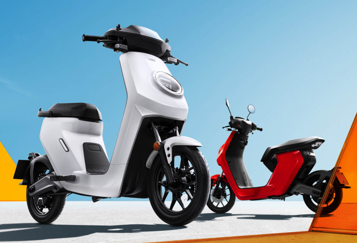 Niu MQi2 electric scooter series