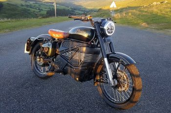 Electric Royal Enfield 'Photon' has the approval of Siddhartha Lal [Update]