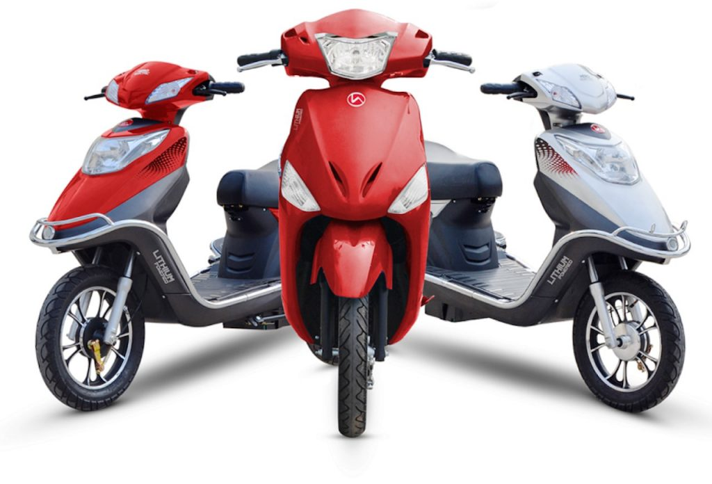 Scooters from Hero Electric