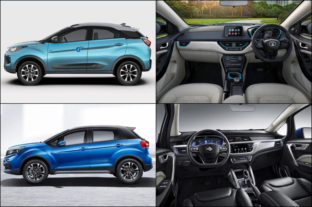 Tata-Nexon-EV-vs-Maple-30x-EV-comparison 2