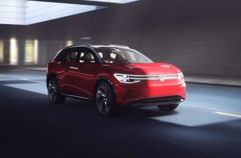 7 seater VW electric SUV (VW ID.6) much larger than the ID.4