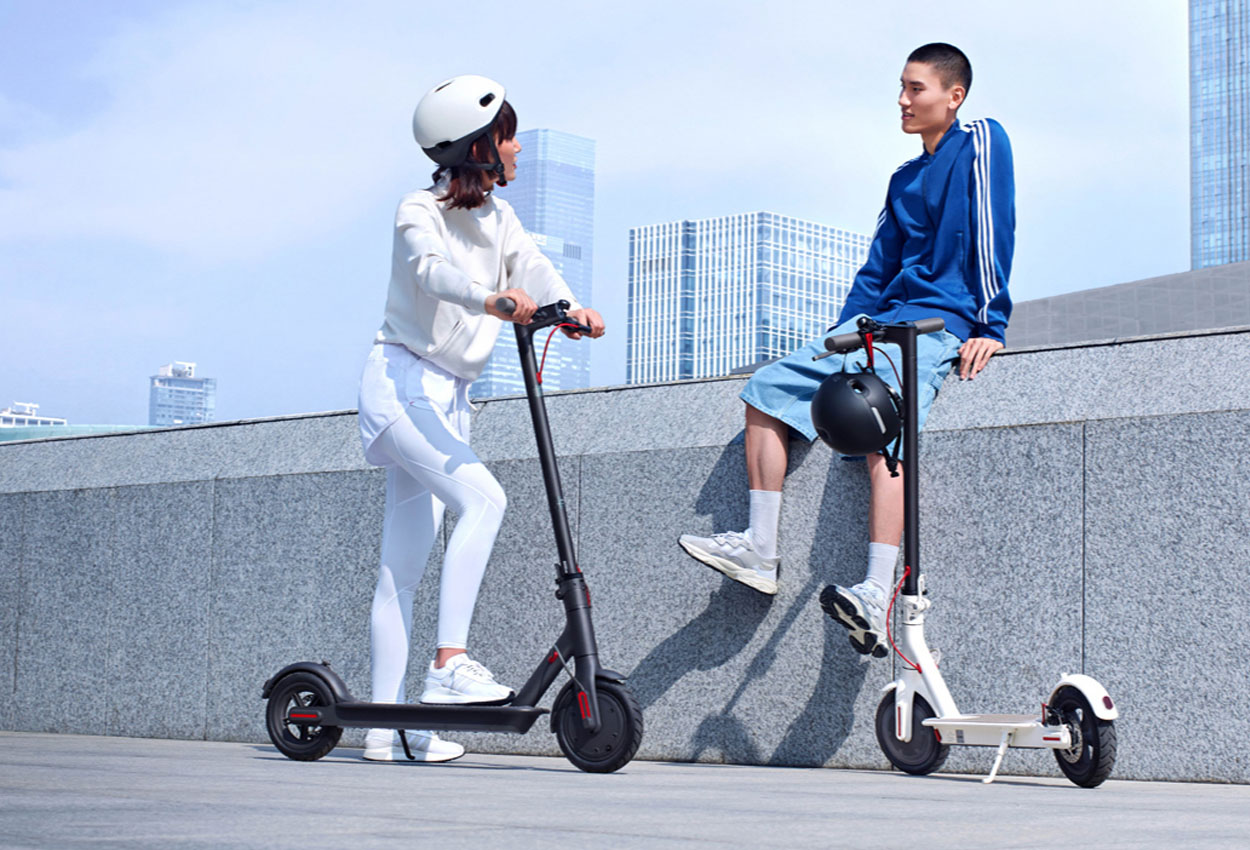 Xiaomi Mijia Electric Scooter 1S colours