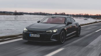 Audi RS e-tron GT is one of the world's quickest cars [Update]