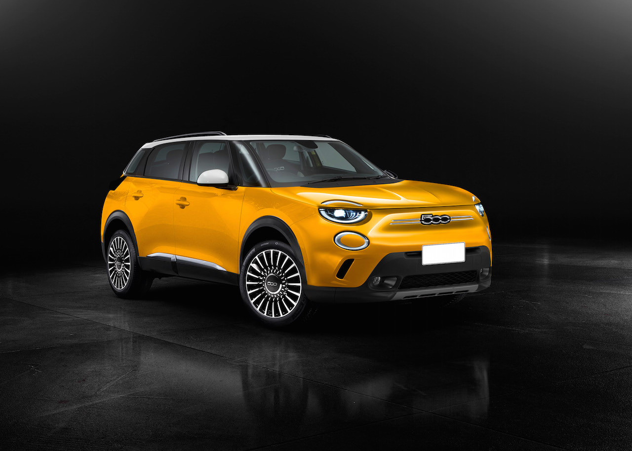 Fiat 3X to merge with 3L, likely to go electric in next gen