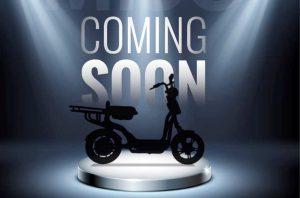 Gemopai Miso electric scooter teaser